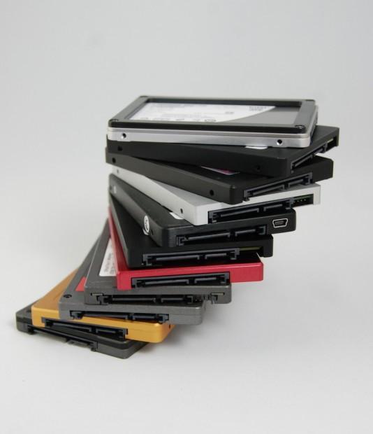 Comparatif SSD