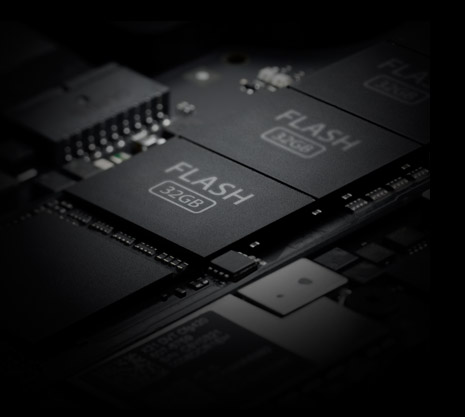 Mémoire flash SSD