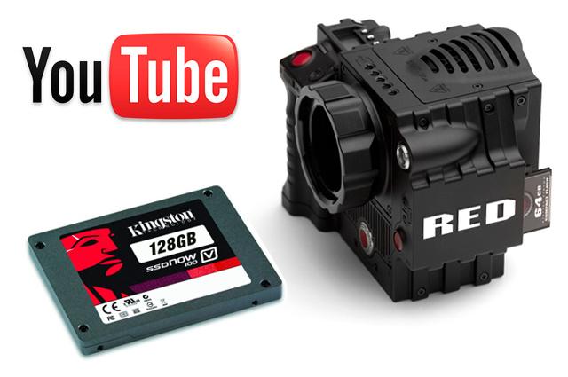 Concours SSD Kingston vidéo youtube